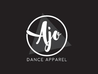 Ajo Dance Apparel logo design