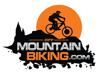 offmountainbiking.com logo design