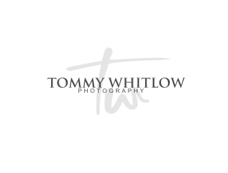 Tommy Whitlow Photography logo design