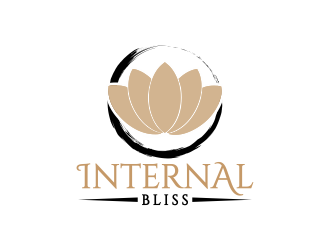 Internal Bliss logo design