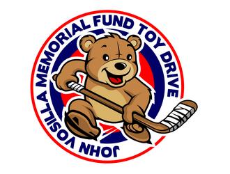 John Vosilla Memorial Fund logo design