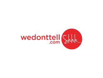 wedonttell.com logo design