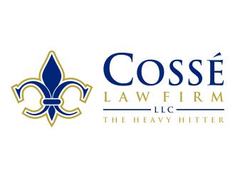 Cossé Law Firm, LLC logo design