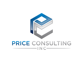 Price Consulting, Inc logo design