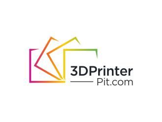 3DPrinterPit.com logo design