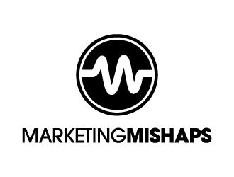 Marketing Mishaps logo design