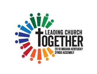 Leading Church Together logo design