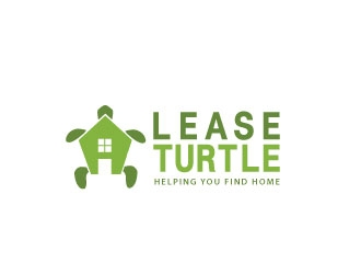 Lease Turtle logo design