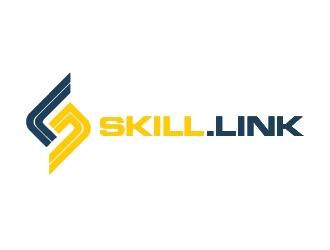 Skill-Link logo design