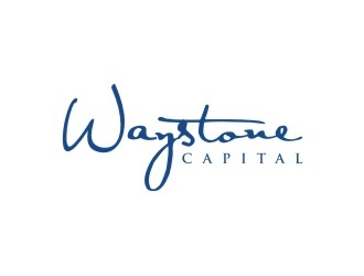 Waystone Capital  logo design