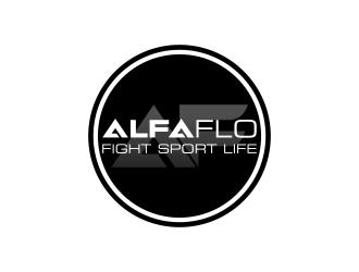 AlfaFlo logo design