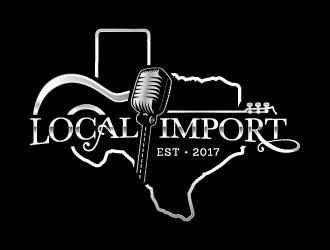 Local/Import logo design