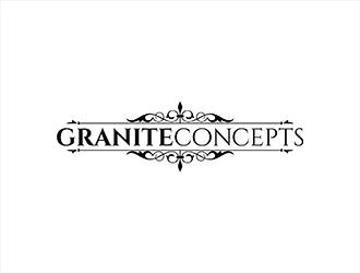 Granite Concepts Ltd logo design