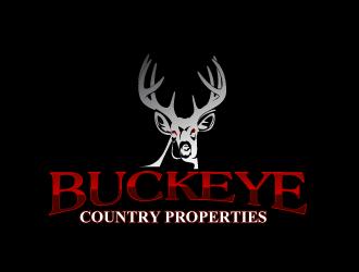 Buckeye Country Properties logo design