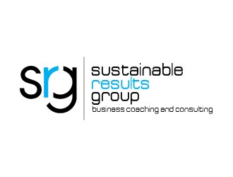 Sustainable Results Group logo design