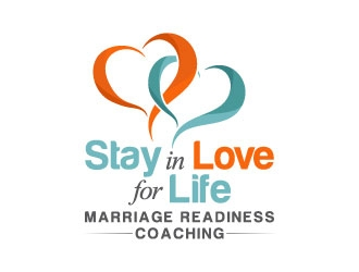 Stay in Love for Life logo design
