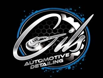 Gils Automotive Detailing logo design