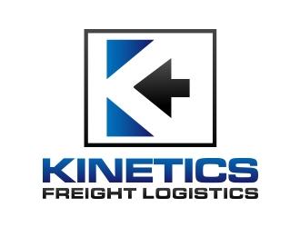 Kinetic Freight Logistics logo design winner