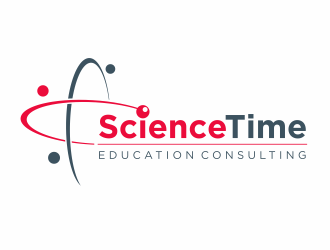 ScienceTime Education Consulting logo design