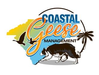 Coastal Geese Management logo design winner