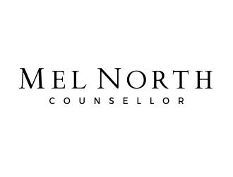 Mel North - Counsellor logo design