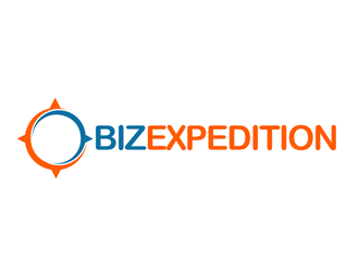 BIZEXPEDITION logo design