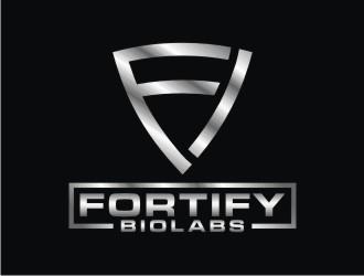 Fortify BioLabs logo design winner