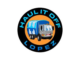 Haul it off Lopez logo design winner