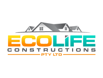 ECOLIFE CONSTRUCTIONS PTY LTD logo design