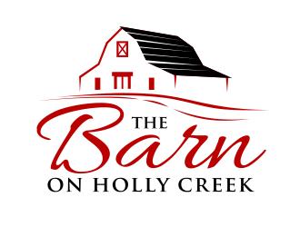 The Barn on Holly Creek logo design winner
