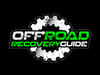 Off Road Recovery Guide logo design