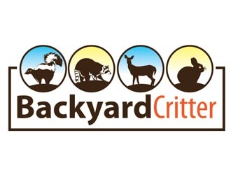 BackyardCritter logo design