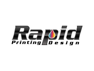 Rapid Printing & Designs logo design
