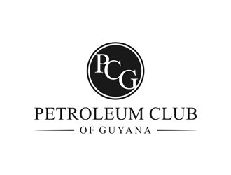 Petroleum Club Of Guyana logo design