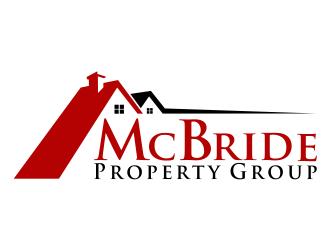 McBride Property Group logo design
