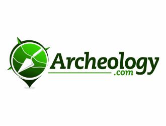 Archeology.com logo design