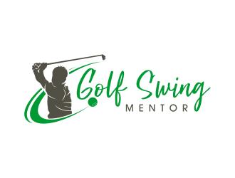 Golf Swing Mentor logo design