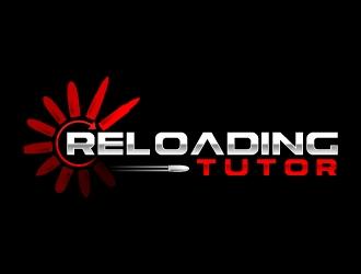 Reloading Tutor logo design