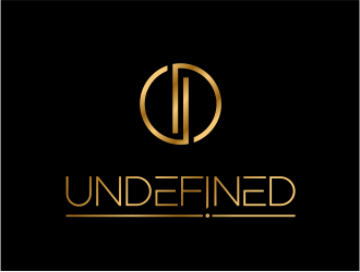 Undef!ned logo design