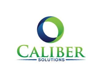 Caliber Solutions     Tag: Reliably Simplify logo design