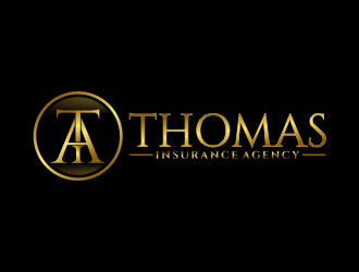 Thomas Insurance Agency  logo design