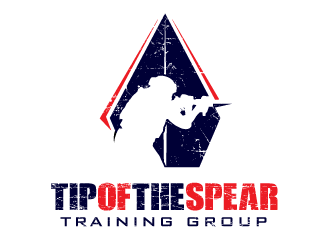 Tip of the Spear Training Group logo design
