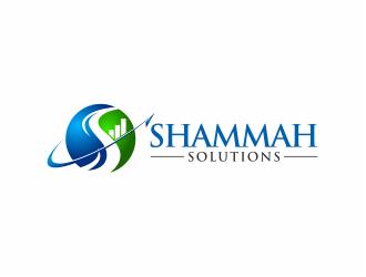 Shammah Solutions logo design