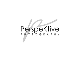 Perspektive Photography logo design
