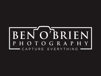 Ben OBrien Photography logo design