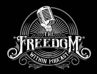 The Freedom Within Podcast logo design