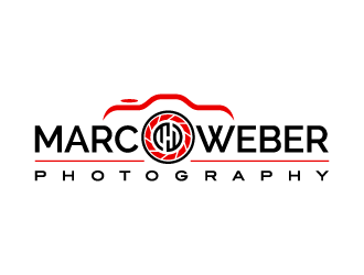 Marc Weber Photography logo design