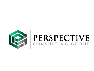 Perspective Consulting Group logo design