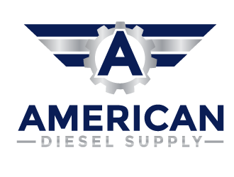 American Diesel Supply logo design