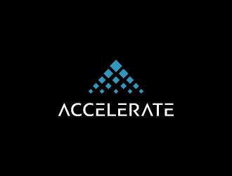 Accelerate logo design